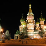 LA RUSSIE, MOSCOU ET MONASTÈRES