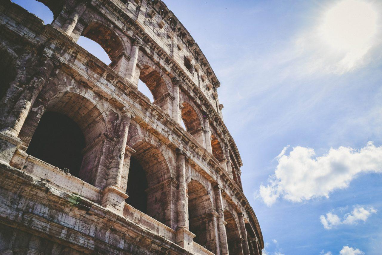 PÈLERINAGE À ROME ET ASSISE