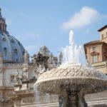 « La CLÉ SOUS LE PAILLASSON : Tous à Rome »