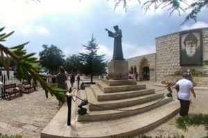 À LA DÉCOUVERTE DES SAINTS LIBANAIS
