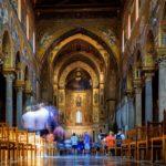 Parcourir la Bible avec les mosaïques de Sicile
